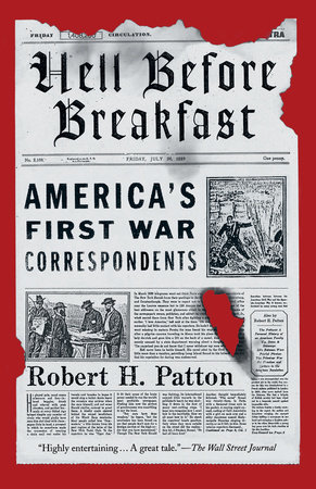 Hell Before Breakfast by Robert H. Patton