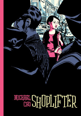 Shoplifter by Michael Cho