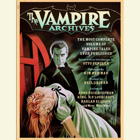 The Vampire Archives by