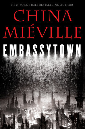 Embassytown by China Miéville