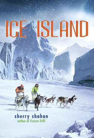 Ice Island by Sherry Shahan
