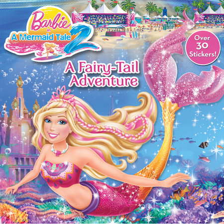 A Fairy-Tail Adventure (Barbie)