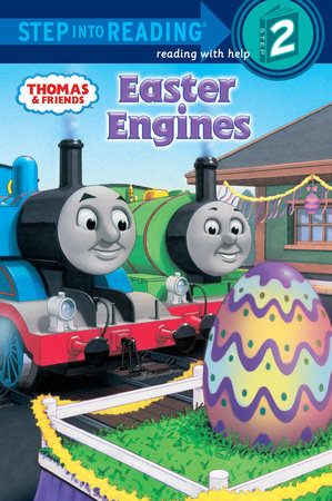 Easter Engines (Thomas & Friends) by Rev. W. Awdry