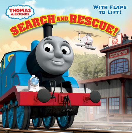 Search and Rescue! (Thomas & Friends) by Rev. W. Awdry