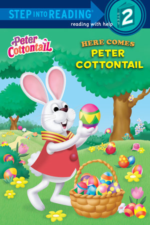 Here Comes Peter Cottontail (Peter Cottontail) by Kristen L. Depken