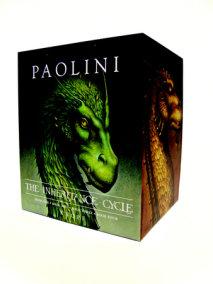 Inheritance Cycle 4-Book Hard Cover Boxed Set (Eragon, Eldest, Brisingr, Inheritance)