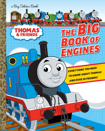The Big Book of Engines (Thomas & Friends) by Rev. W. Awdry