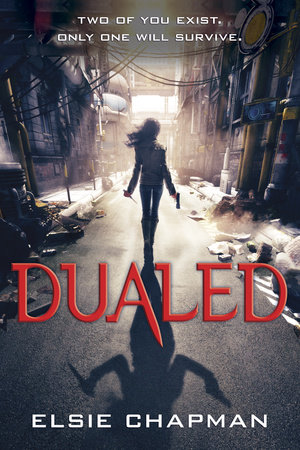 Dualed by Elsie Chapman
