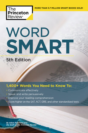 Word Smart, 5th Edition by Princeton Review