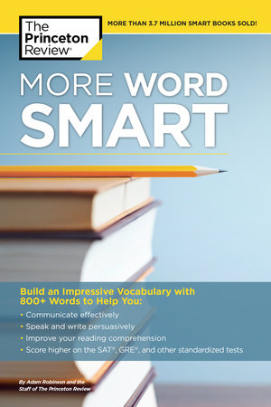 More Word Smart by Princeton Review