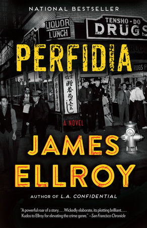 Perfidia Book Cover Picture