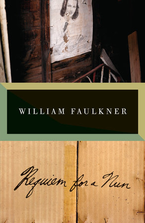 Requiem for a Nun by William Faulkner