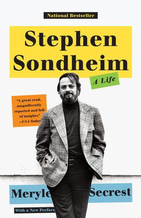 Stephen Sondheim by Meryle Secrest