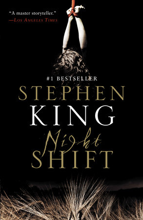 The cover of the book Night Shift