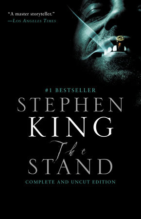 The cover of the book The Stand