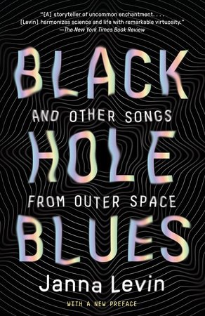 Black Hole Blues and Other Songs from Outer Space Book Cover Picture