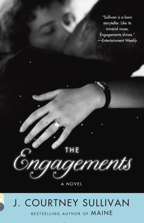 The Engagements Book Cover Picture