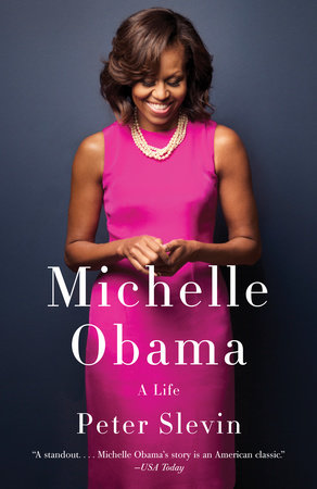 Michelle Obama by Peter Slevin