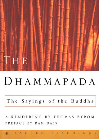 The Dhammapada by Buddha