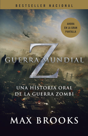Guerra Mundial Z by Max Brooks