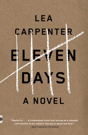 Eleven Days by Lea Carpenter