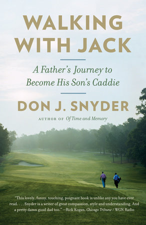 Walking with Jack by Don J. Snyder