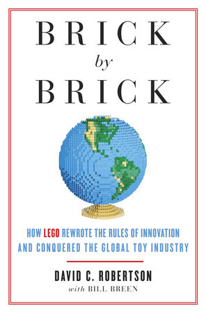 Brick by Brick by David Robertson and Bill Breen