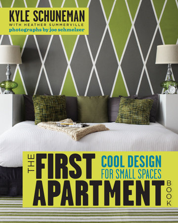 The First Apartment Book by Kyle Schuneman and Heather Summerville