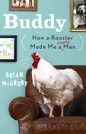 Buddy by Brian McGrory