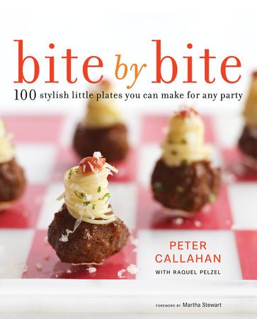 Bite By Bite by Peter Callahan and Raquel Pelzel