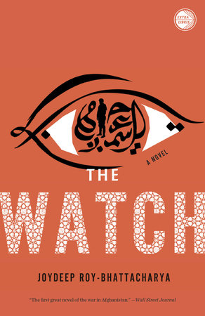 The cover of the book The Watch