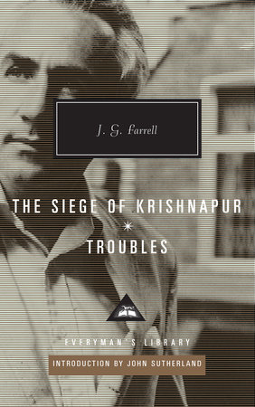 The Siege of Krishnapur, Troubles by J.G. Farrell