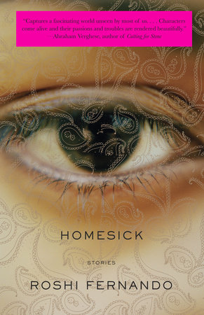 Homesick by Roshi Fernando