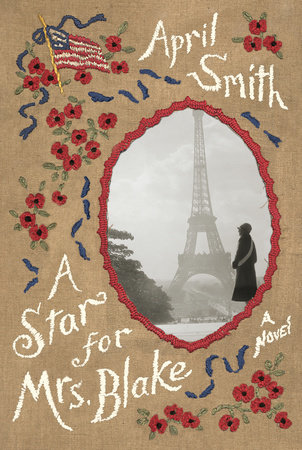 A Star for Mrs. Blake by April Smith
