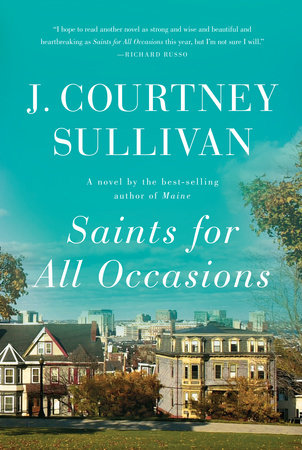 The cover of the book Saints for All Occasions