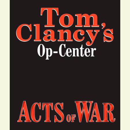 Op-Center #4 by Tom Clancy, Steve Pieczenik and Jeff Rovin