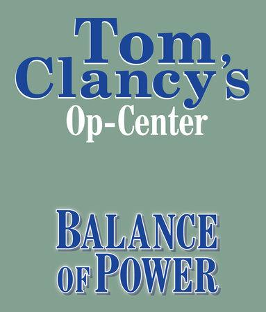 Op-Center #5 by Tom Clancy, Steve Pieczenik and Jeff Rovin