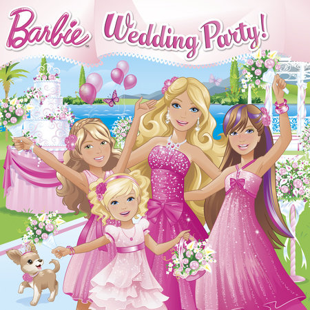 Wedding Party! (Barbie) by Mary Man-Kong