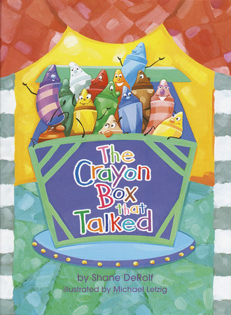 The Crayon Box that Talked by