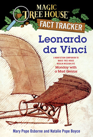 Leonardo da Vinci by Mary Pope Osborne and Natalie Pope Boyce