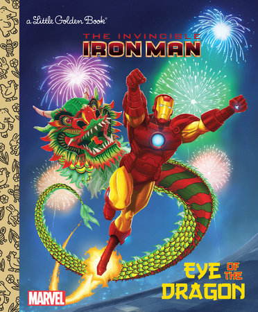 Eye of the Dragon (Marvel: Iron Man) by Billy Wrecks and Patrick Spaziante
