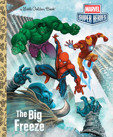 The Big Freeze (Marvel) by Billy Wrecks