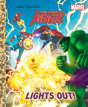 Lights Out! (Marvel: Mighty Avengers) by Courtney Carbone