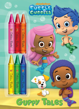 Guppy Tales (Bubble Guppies) by Golden Books