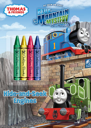 Hide-and-Seek Engines (Thomas & Friends) by Rev. W. Awdry