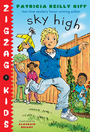Sky High by Patricia Reilly Giff