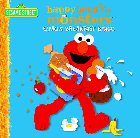 Elmo's Breakfast Bingo (Sesame Street) by Random House