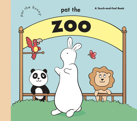 Pat the Zoo (Pat the Bunny) by Golden Books