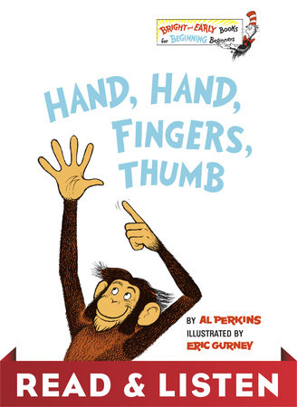 Hand, Hand, Fingers, Thumb: Read & Listen Edition