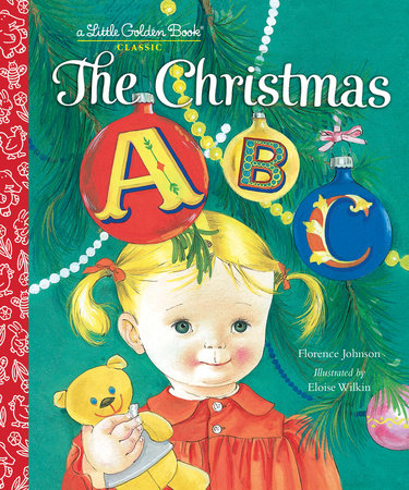 The Christmas ABC by Florence Johnson
